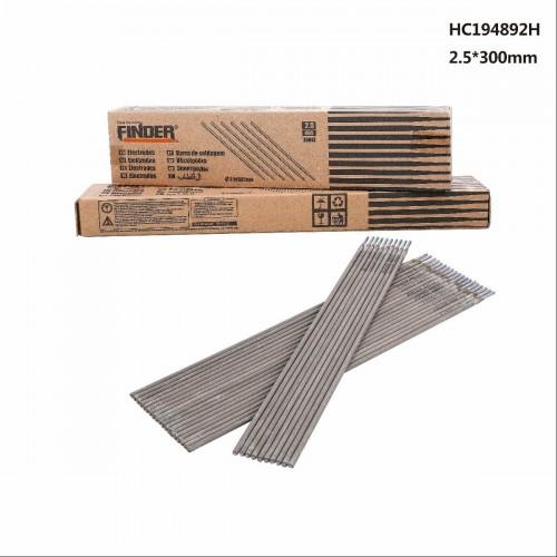 Ηλεκτρόδια συγκόλλησης – Finder – 2.5x300mm – E6031 – 194892