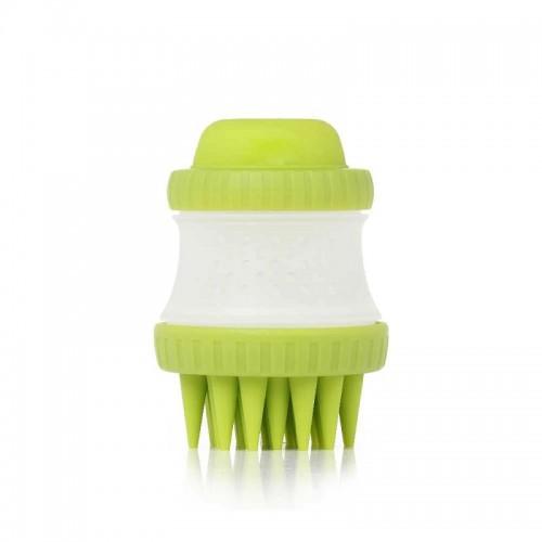 Βούρτσα για κατοικίδια - Scrub Buster - 1052 - 657521 - Green
