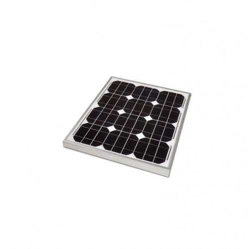 Μονοκρυσταλλικό ηλιακό πάνελ - Solar Panel - 20W - 602210