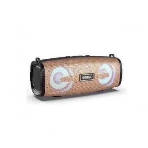 Ασύρματο ηχείο Bluetooth - KMS-223 - 881872 - Brown